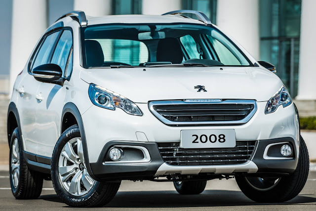 Peugeot 2008 Style Automático chega por R$ 82.900 reais