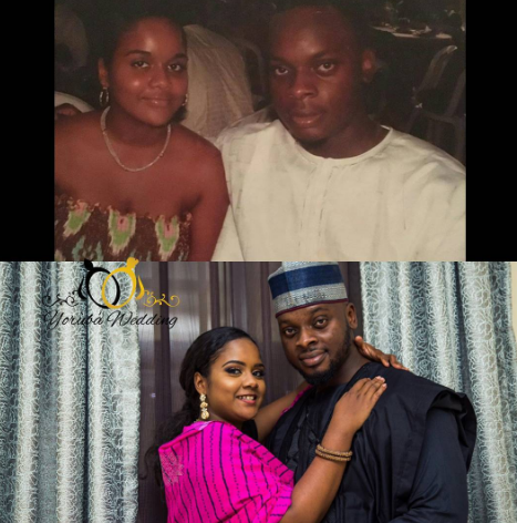 Couple set to tie the knot after 9 years of dating…check out their throwback photos