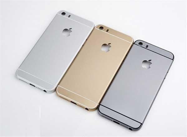 thay vỏ mới cho iPhone 6