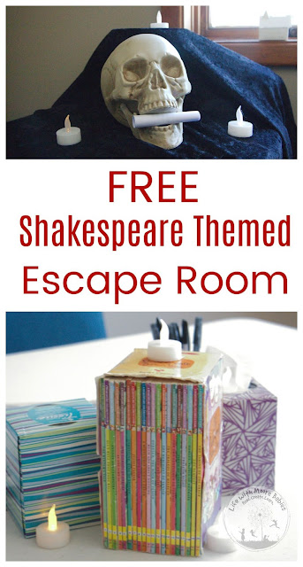 Introduce Shakespeare with a Free Escape Room