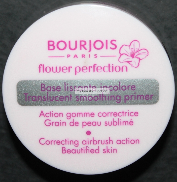 Review of Bourjois Flower Perfection Primer