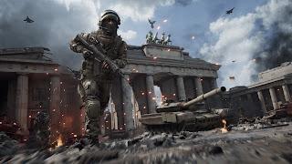 World War 3 Background