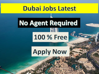 dubai job, jobs in dubai
