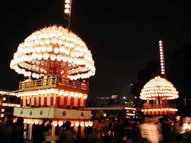 Atsuta Matsuri (annual celebration) at Atsuta Jingu Shrine, Nagoya, Aichi