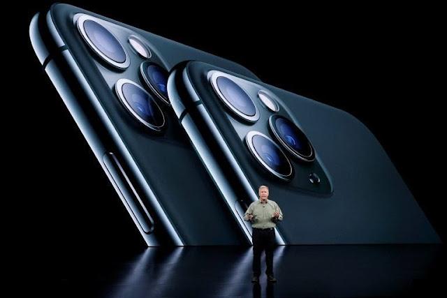 آبل تكشف عن هاتفها الجديد آيفون11