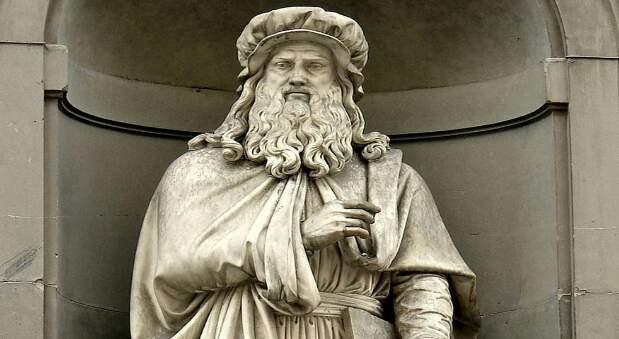 Leonardo Da Vinci was born in