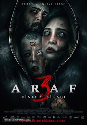 Araf 3: Cinler Kitabi (2019) Hindi Dubbed Full Movie Watch Online Movies