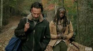 The Walking Dead - Capitulo 16 - Temporada 4 - Español Latino - 4x16