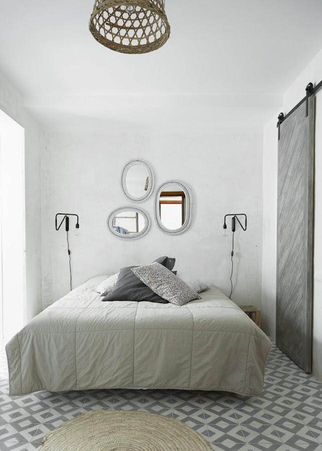 dormitorio decoracion minimalista