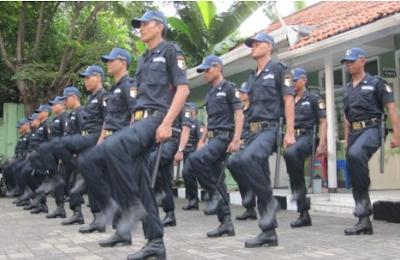 Jasa Securtity Service/ Satpam Indonesia