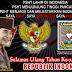 Selamat Ulang Tahun Ke-74 Republik Indonesia