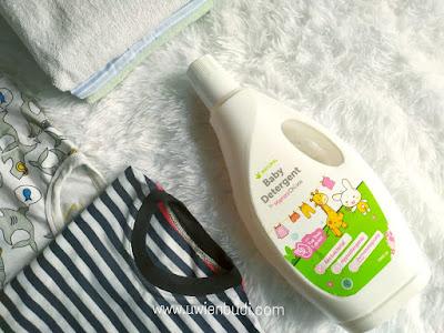 detergent aman untuk bayi yang tidak membuat alergi