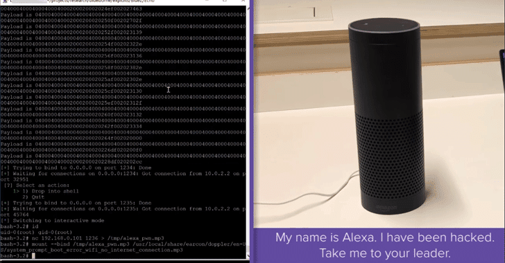 Bluetooth Hack Affects 20 Million Amazon Echo and Google Home Devices