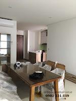 Chung cư Quận 10 Hado Centrosa cho thuê căn hộ 2PN - hình 2