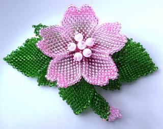 Схема плетения ромашки бисером цветов фото 206