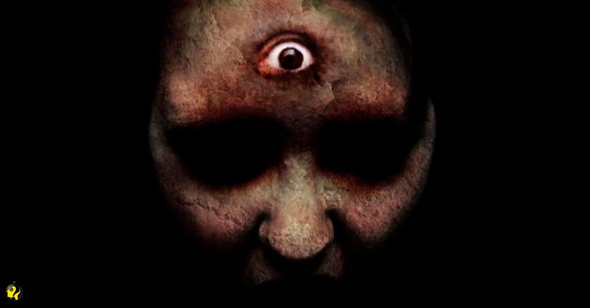 É isso o que acontece quando você abre o terceiro olho acidentalmente...