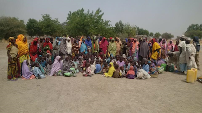 211 Civilians Rescued, Military Wipes Out Boko Haram In Northern Borno 4