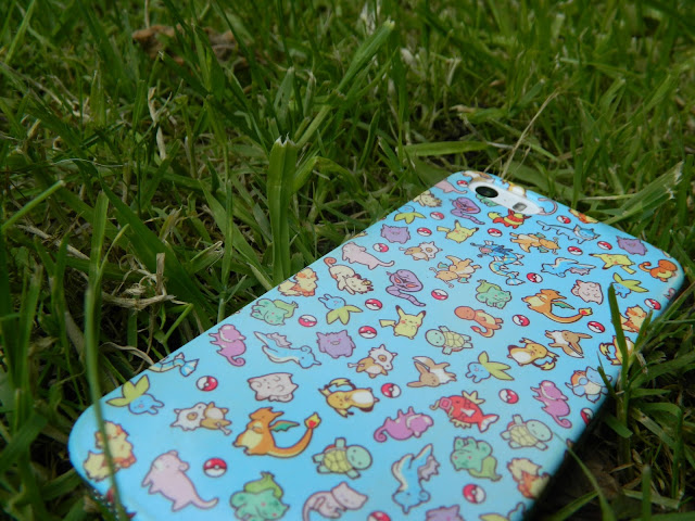 BluePotionUK Pokemon Phone Case