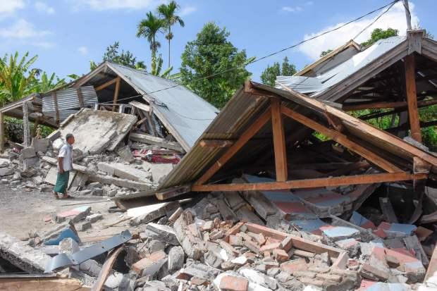Earthquake: Huge Earthquake In Indonesia Rocks Lombok Island