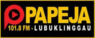 LOKER PENYIAR RADIO PAPEJA FM LUBUKLINGGAU SEPTEMBER 2019