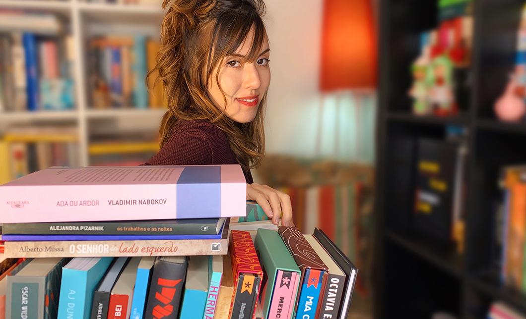 Book haul: trocas, comprinhas literárias e Tag Livros (parte 2)