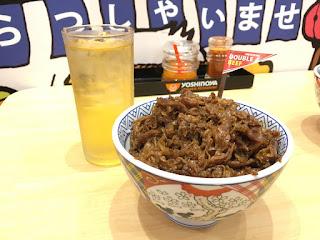 Yoshinoya palembang