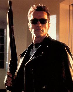 Arnold Schwarzenegger T800 Terminator T-101 Model Terminator 2 Judgment Day
