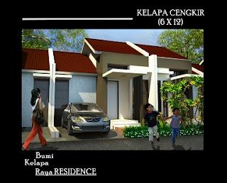 Perumahan dengan konsep rumah syariah di Setu Bekasi