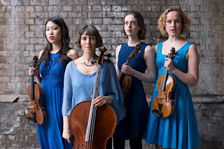 The Bloomsbury Quartet