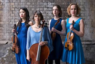 The Bloomsbury Quartet