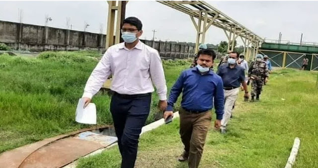 Environmental polluting organizations