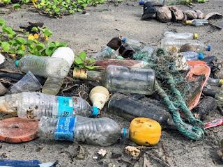 tidak menggunakan plastik