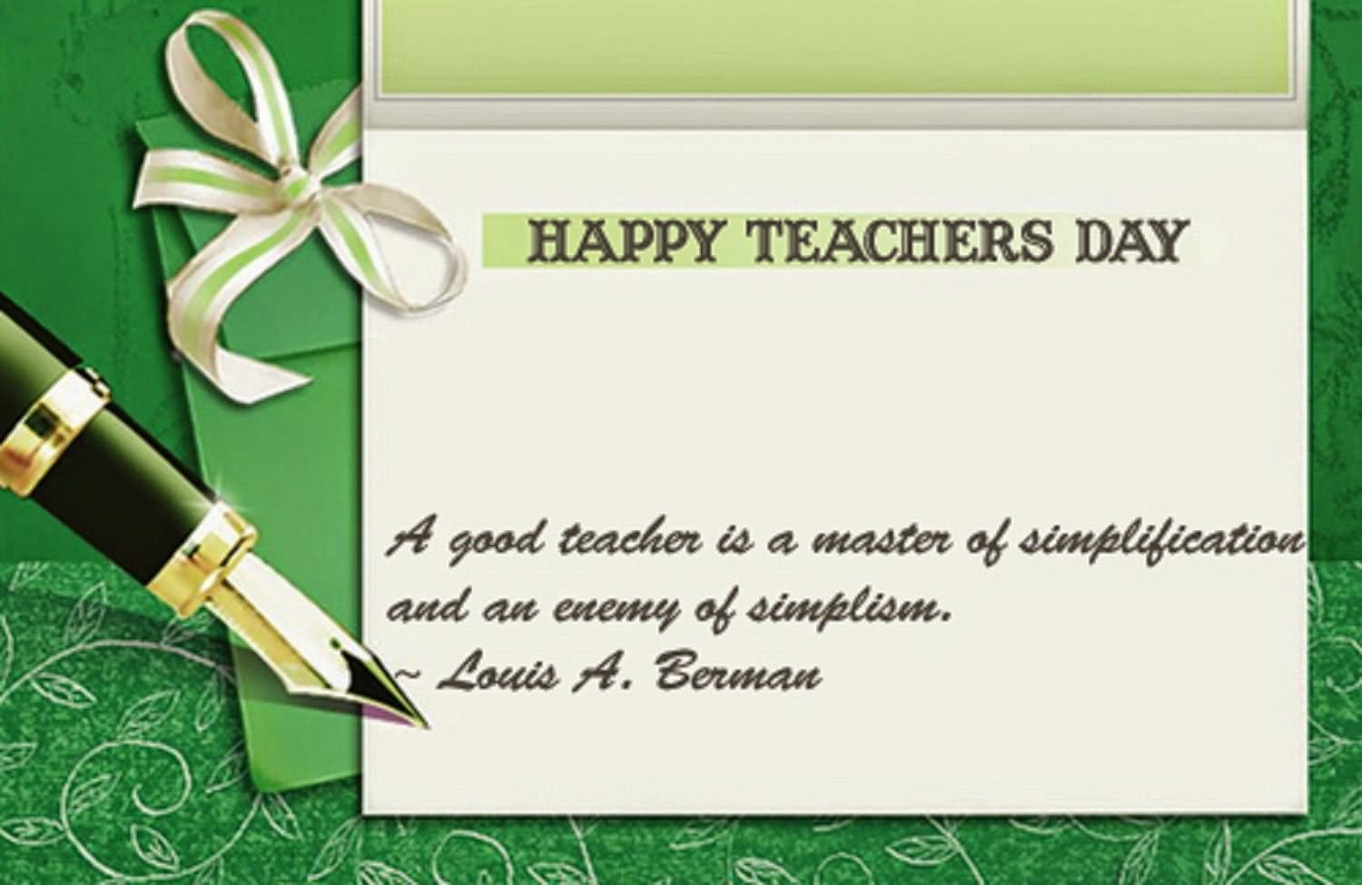 Happy teachers day cardet6gresize618402ssl1 teachers day card how to make a homemade teacher s kristyandbryce Image collections