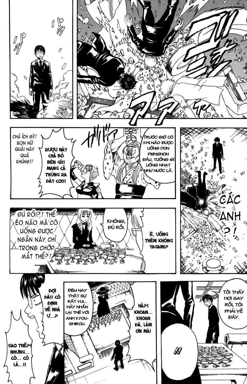 Gintama Chap 364 page 15 - Truyentranhaz.net