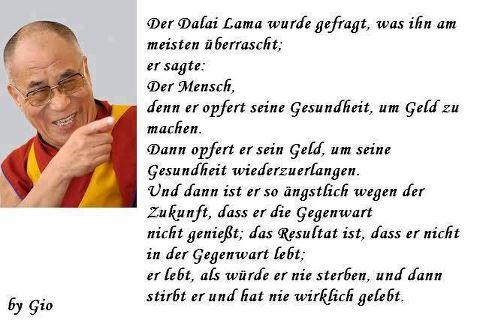Zitate Zur Hochzeit Dalai Lama Schöne Sprüche über Das Leben