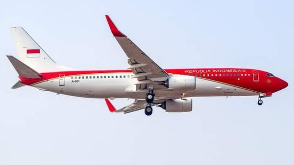 Ulas Riwayat Pesawat Kepresidenan, Andi Arief Masih Tak Terima Catnya Diubah?