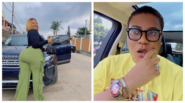 My Sister Set Me Up With Her Boyfriend To Confirm My Virginity – Actress Nkechi Blessing reveals