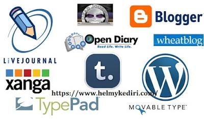 Kekurangan dan keterbatasan platform blogger