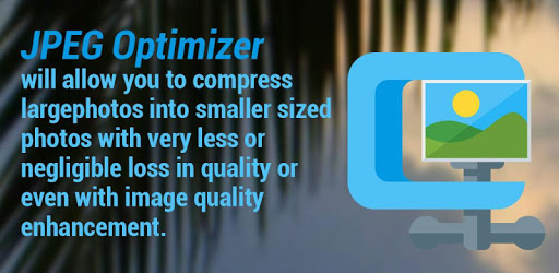 تحميل تطبيق JPEG Optimizer PRO with PDF support Paid قلل من حجم صورك الان
