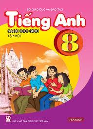 Sách Học Sinh Tiếng Anh Lớp 8 Tập 1 - Nhiều Tác Giả