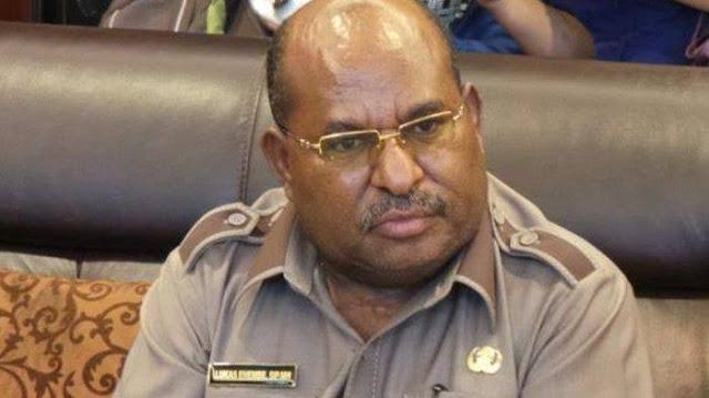 Lukas Enembe: 61 Tokoh Papua yang Bertemu Jokowi Tak Miliki Kapasitas