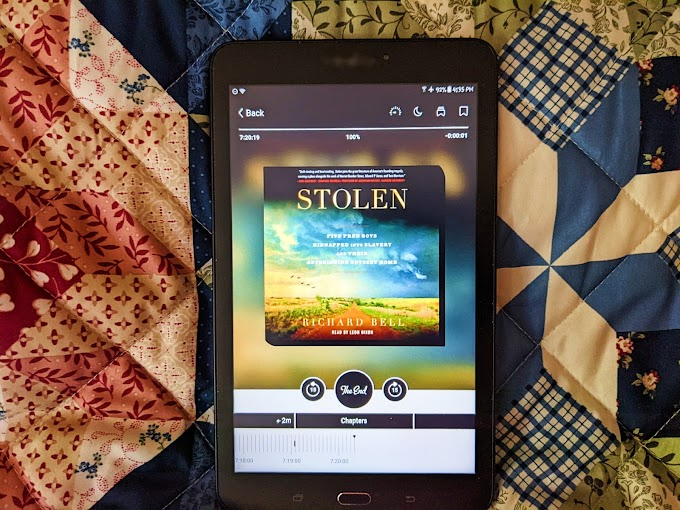 Review: Stolen: The Astonishing Odyssey of Five Boys Along the Reverse Underground Railroad