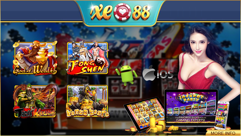 Regal33 ONLINE CASINO : Malaysia Online Casino XE88 is Joined Regal33.com
