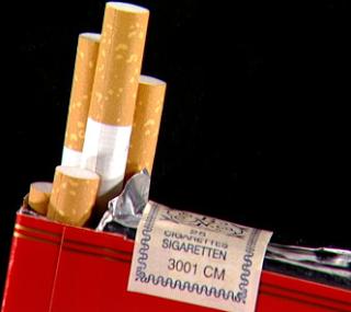 gold classic sigaretten