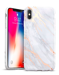 Marble iPhone Case - 10 things to steal for yourself or to give to others this Christmas. 2017 Christmas gift guide. Amazon wish list Christmas 2017. How to make an Amazon wish list. 10 gift ideas for college age students. Last minute gift ideas | brazenandbrunette.com
