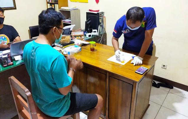Bawa Narkoba, Warga Solo Diamankan Petugas Polres Wonogiri