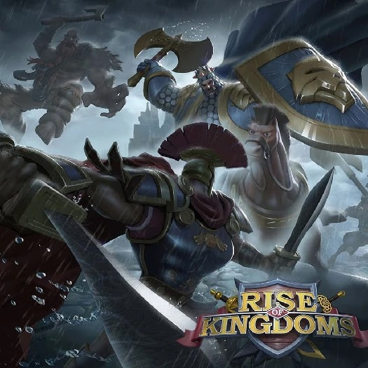 Rise of Kingdoms: Lost Crusade Game App