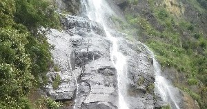 bambarakanda waterfall essay