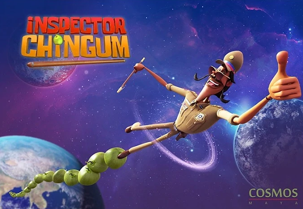 Inspector Chingum Episodes In Tamil