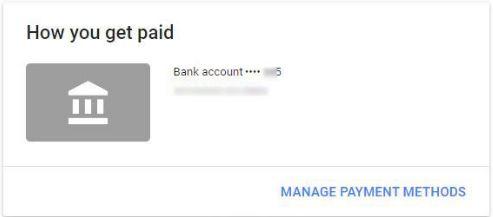 verifikasi rekening bank dari google adsense - menerima pembayaran adsense